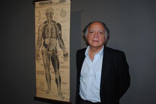 Mario Palacios Kaim: Élő benyomások / Impresiones vivas kiállítása