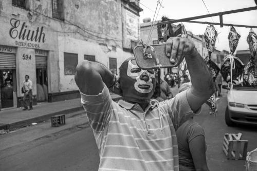 Keith Dannemiller: Utcagráfia / Callegrafía fotókiállítása
