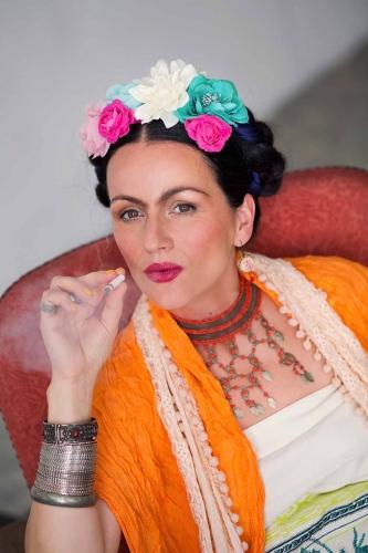 Szepesvári Petra: Frida - A benned rejlő ikon fotókiállítása