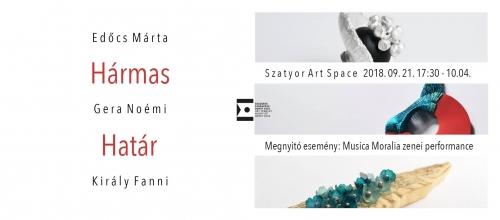 Ékszerek Éjszakája kiállítás: Hármas Határ kiállítás