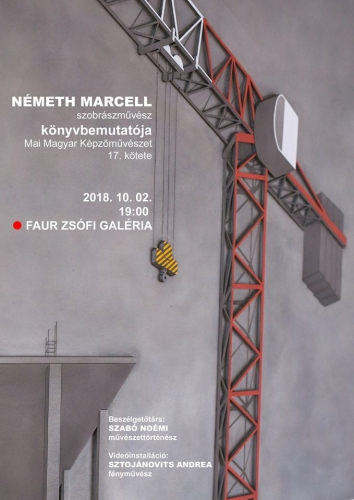 Németh Marcell könyvbemutatója