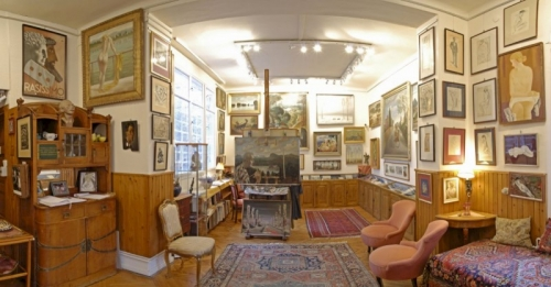 Múzeumok Őszi Fesztiválja a Molnár-C. Pál Műterem-Múzeumban