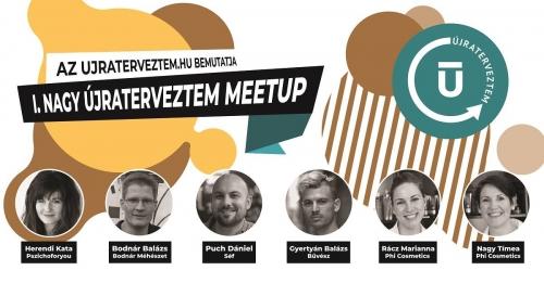 I. Nagy Újraterveztem Meetup