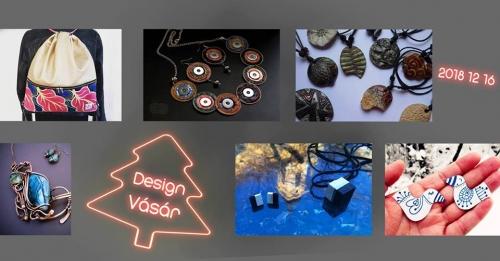 Design Kiegészítők Vására és Adventi horgoló workshop