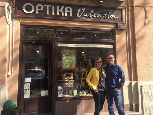Wilkommen, új színek és formák Berlinből - Optika Valentin