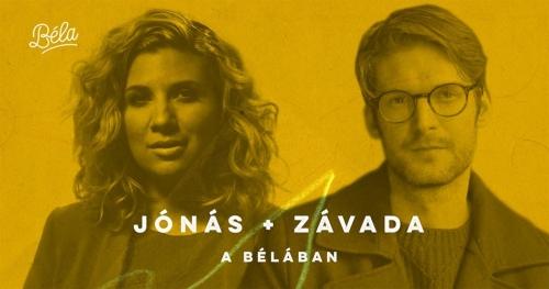 Jónás Vera & Závada Péter a Bélában