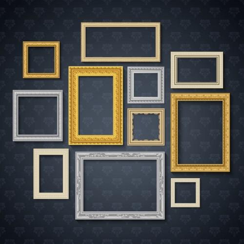 Három Hét Galéria - Varsányi Pál: Mozgó geometriák