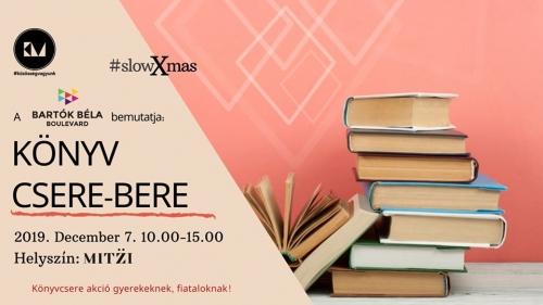 Juhász Anna – KÖNYV CSERE-BERE / ifjúsági irodalom