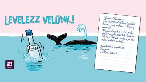 Levelezz a Pagony Pingvinnel!