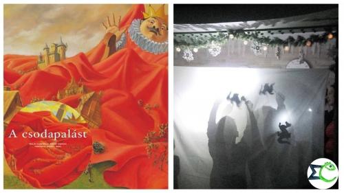 Mentasárkány árnyjátékos Meseépítő nagyoknak - Budapestimamival