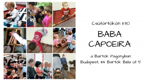 Baba Capoeira a Bartók Pagonyban _ 2020