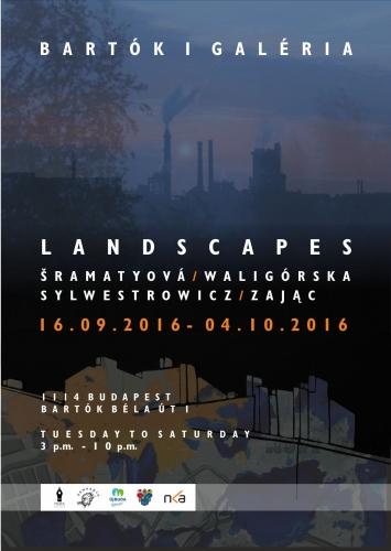 """""""LANDSCAPES"""" kiállítás megnyitó"""