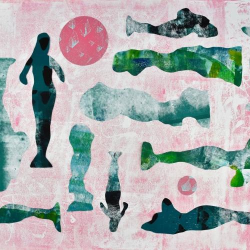 Márián Gábor: In Wonderland című kiállítása