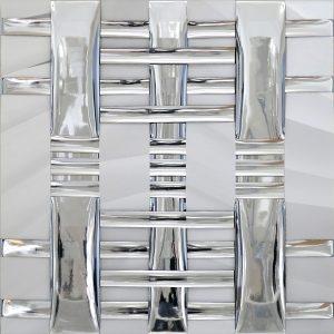 Tárlatvezetés Robitz Anikó: Fonott tükör című kiállításán