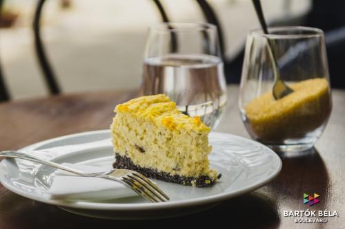 Sütemény kóstoló