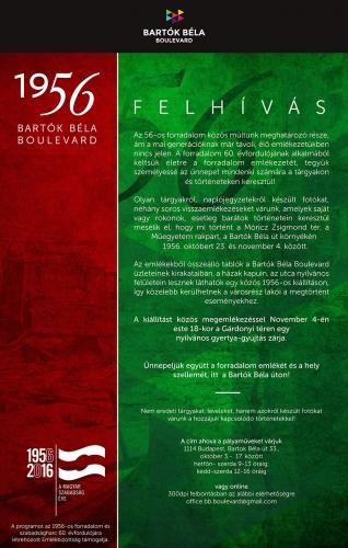 Az egyik legmenőbb nemzeti ünnepi program | október 22.  - november 4.