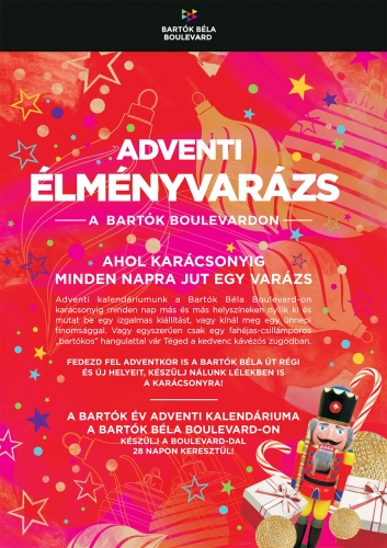 Advent programok a Bartókon