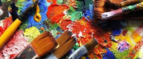 Művészeti workshop Végh Katával