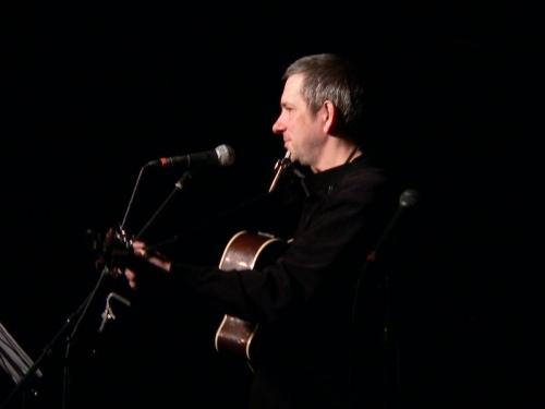 Kaszab Tibor gitáros/énekes