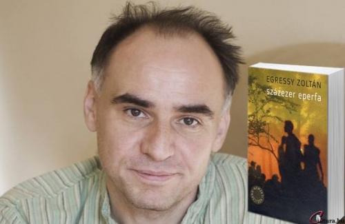 Egressy Zoltán: Százezer eperfa / Felolvasás és beszélgetés