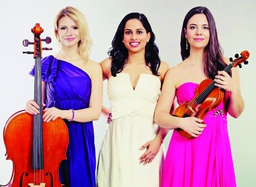 VENA Trio - kamarazenei koncert