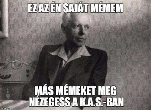 Mémek a K.A.S.-ban