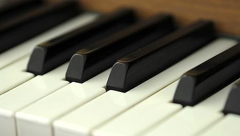 Csabay Domonkos zongoraművész virágvasárnapi koncertje