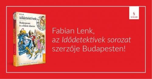Idődetektívek nap Fabian Lenkkel a Pagonyban