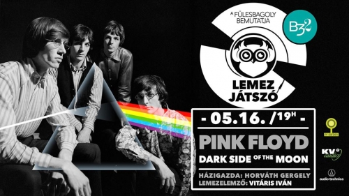 Lemezjátszó vol. 3. // Pink Floyd - Dark Side Of The Moon