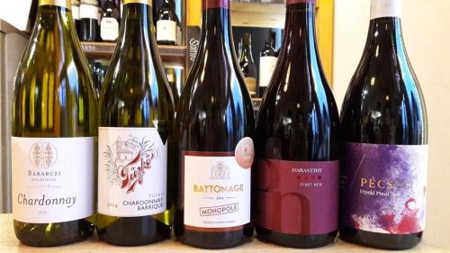Burgundi a'la Palack teszt