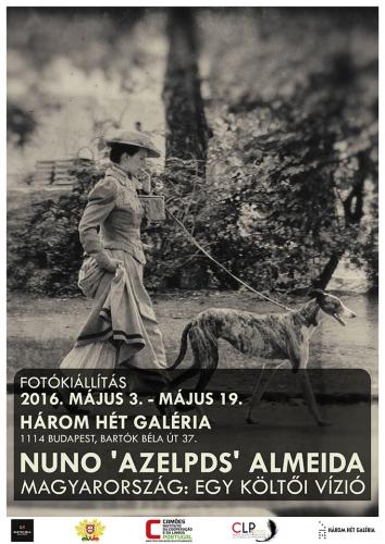 Nuno, Azelpds, Almeida kiállítása