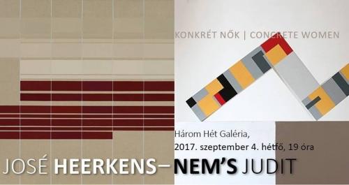 José Heerkens - Nem's Judit / Konkrét nők