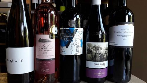 Ladies wine night teszt