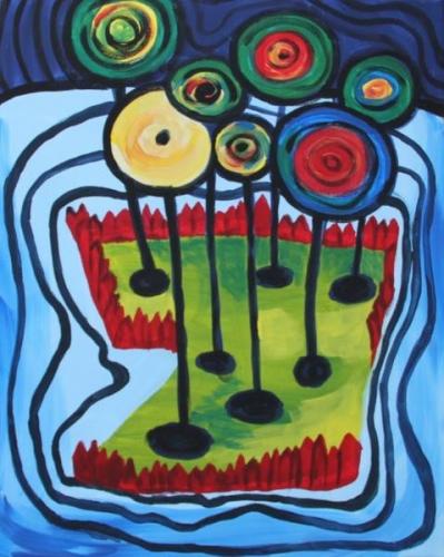 Színes Park // PaintCocktail Junior a Tranzitban