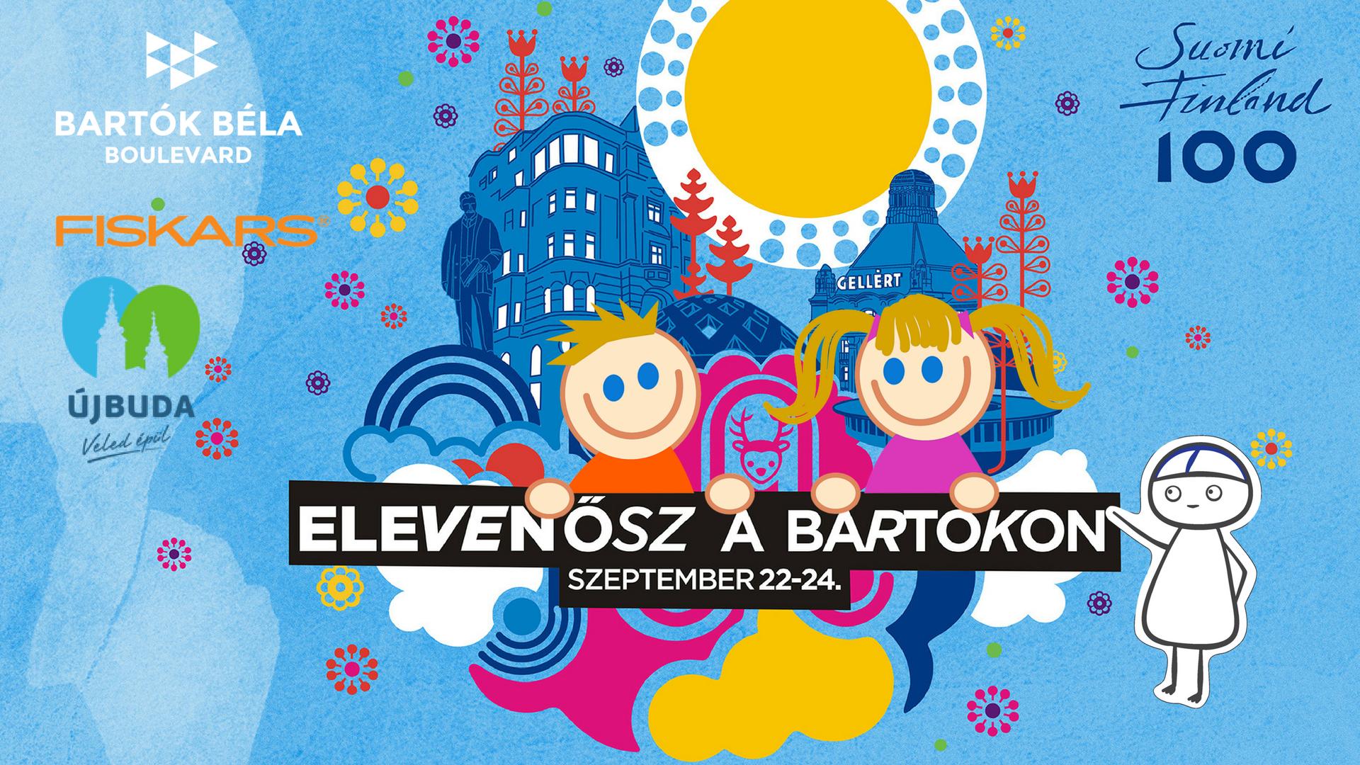 Fogadj örökbe egy virágágyást a Bartókon!