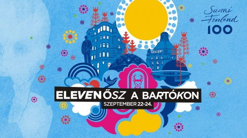 Finland is the special guest star at Bartók