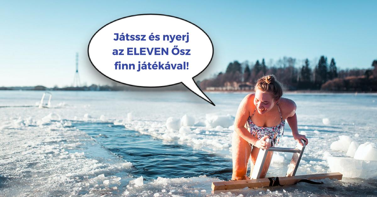 #JÁTÉK #ELEVENŐSZ - Mennyire ismered a finneket? >>> Nyerj 2 db Visit Helsinki kártyát!