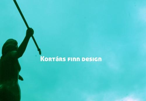 1 művész 1 porta - Milyen a kortárs finn design