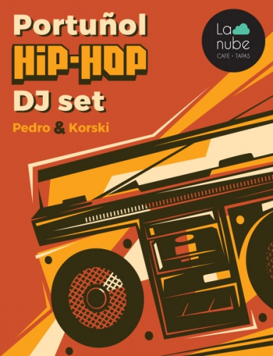 Portuñol hip-hop DJ set