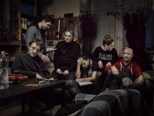 Csikós Attila: Díszítők - halálos komédia egy részben