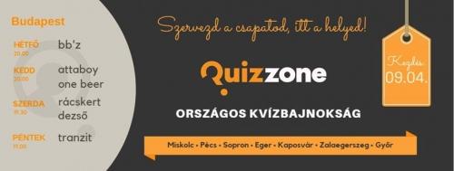 Quizzone Kupa 9. - Tranzit Bistro