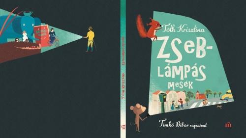 Zseblámpás mesék / Könyvbemutató a Pagonyban