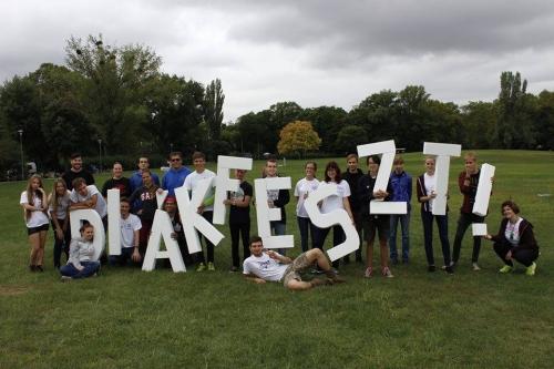Bemutatkozik a Független Diákparlament és a DiákFeszt