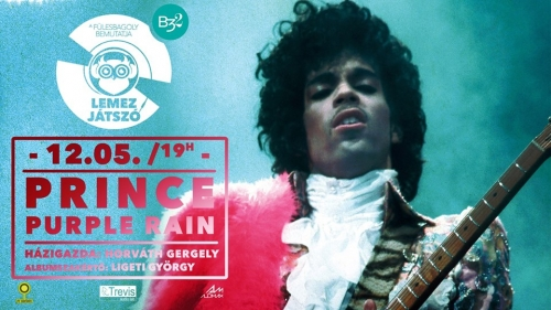 Lemezjátszó vol. 9 // Prince - Purple Rain