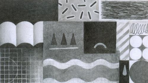 Koppányi Péter kiállítása a Fiókban