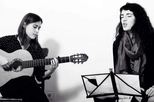 Ellas Duó Koncert - Chavela Vargas dalok a La Nube-ban