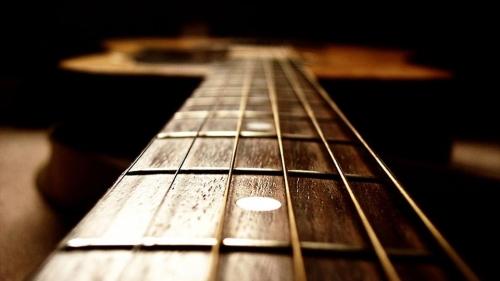 Bangó Endre gitárestje a Palackban