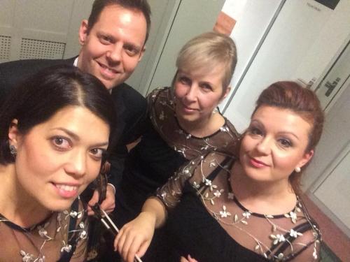 BDZ Quartet: Schubert C-dúr vonósötös