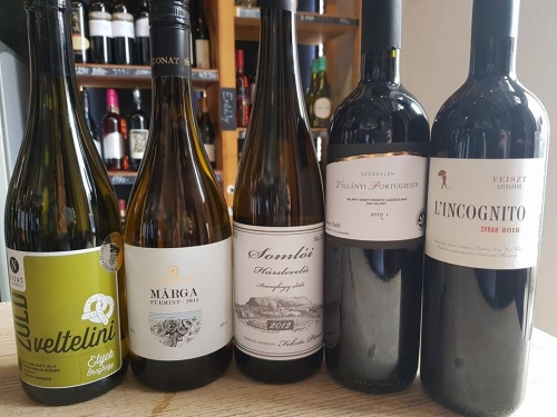 Költői borok tesztje