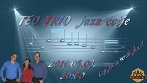 TEO Trio jazz koncert